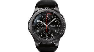 smart watches apple samsung fitbit harvey norman samsung gear s3 frontier smart watch black