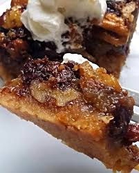 chocolate pecan pie bars. Wonderful Pie Rum Chocolate Pecan Pie Bars With E