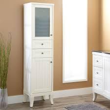 Palmetto Bathroom Linen Storage Cabinet - Bathroom