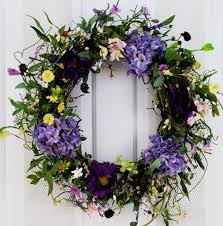 E Captivating Outdoor Wreath For Front Door Exciting Uk Photo Image Design  Exterior Spring 15 Diy Idea