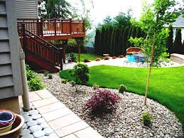 Small Picture The First Step To A Backyard Makeover Best Small Gardens Ideas On