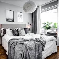 Schlafzimmer Ideen Graues Bett Tapeten Mehr 12 Ideen Zur