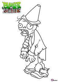 His name has been derived from chinese cabbage called bok choy. Plants Vs Zombies Conehead Zombie Coloring Page Collection Of Cartoon Coloring Pages For Teenage Print Cartoon Coloring Pages Coloring Pages Plants Vs Zombies