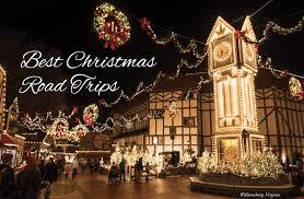 Best Christmas Lights In Mississippi Best Christmas Road Trips Asheville Nc Oxford Ms Helen Ga
