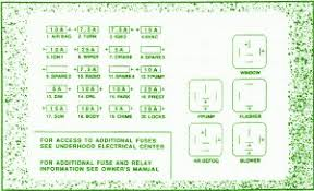 saturn horn wiring diagram saturn wiring diagrams online
