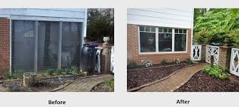 window replacement before and after. Delighful Before Morris Before And Afterjpg On Window Replacement Before And After