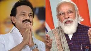 பிரதமர் நரேந்திர மோடியுடன் தமிழக முதல்வர் சந்திப்பு!