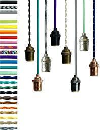 plug in industrial pendant light haslip co chandeliers non hardwired chandelier medium size