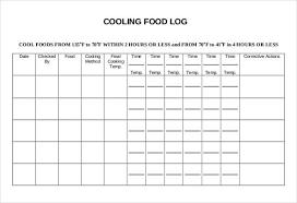 Food Monitoring Chart 33 Food Log Templates Doc Pdf Excel Free Premium