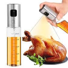 100ml Kitchen <b>Oil</b> Spray Bottle <b>Leak</b>-<b>proof</b> Sprayer Pump <b>Oil Pot</b> ...