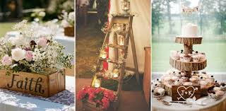 rustic-wedding-decoration-wood