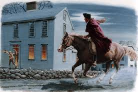 243 years ago today, Paul Revere set out on his Midnight Ride from Charlestown to Lexington | Newport Buzz