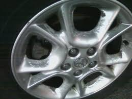 2005 Toyota Sienna Alloy Wheel Rims Paint Is Bubbling And Peeling ...
