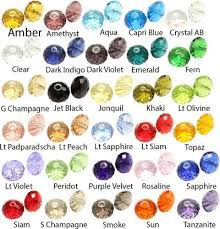 100pcs X Austrian Rondelle Crystal Beads 10x8mm Great Alternatives To Swarovski You Pick Color Ss1r10