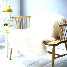 large faux sheepskin rugs small fur white rug area top