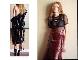A Girl Is A Gun by Michelle Nunes Fashion Grunge