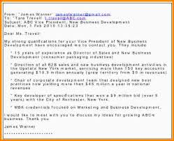 related for 6 email cover letter sample format of email cover letter