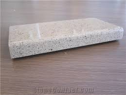 multiple color bst quartz surfaces slab tile customized countertop shape with finishing bullnose edge available for 2 3cm thick