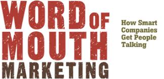 the word of buy the word of mouthmarketing book word of mouth marketing how