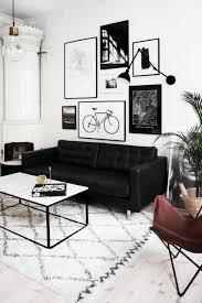 black n white furniture. Livingroom2 Mais Black N White Furniture