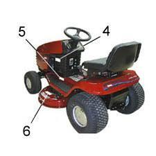 find genuine toro parts tractor