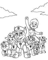 Herunterladen Disegni Da Colorare Pdf Paw Patrol Decondcel