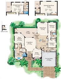Boomer Living Ideas From The Florida Home Builders Floor Plans