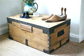old trunks old trunks as coffee tables tuneful old trunk coffee table chest furniture sea chest