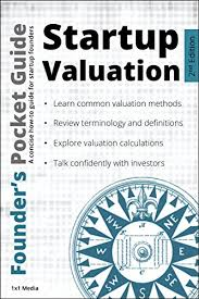 Sample Valuation Report Inspiration Amazon Founder's Pocket Guide Startup Valuation Founder's