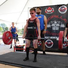International amateur weight lifting competition