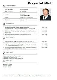 Curriculum Vitae Generator Gorgeous 48 Ideal Cv Resume Maker Wg O48 Resume Samples