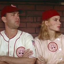 the hall of fame scene in a league of their own will always be sob inducing