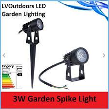techmar alder garden outdoor light kit