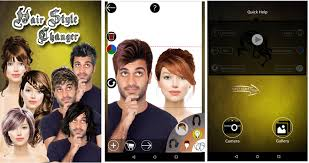 Hairstyle Simulator App best hairstyle apps 2017 for men and women to try new hair style 4381 by stevesalt.us