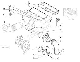 Air filter and piping fiat idea 2008 2012 58c2a7f28c5e0582bcfacf3af3de40ce 23 10223s01 1 0