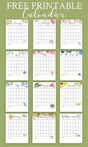 mothly calendar free printable calendar 2019 monthly calendar on sutton place