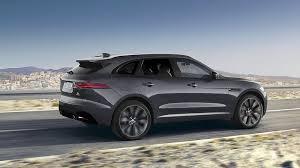2017 Jaguar F-Pace Designer Edition  A