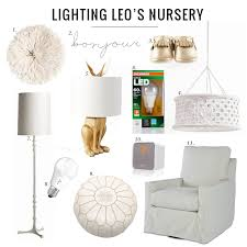 lightingleosnursery nursery lighting h86 nursery