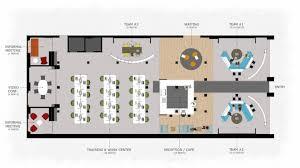 office space floor plan. coworking space floor plan office t
