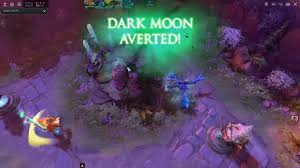 dota 2 how to beat dark moon event reach level 15 with these