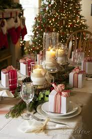 Christmas Table Decoration Ideas For Parties Party Dining Room Lovely  Dinniing House Interiors