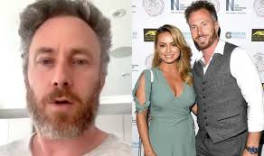 James Jordan: 'It is harder' Ex Strictly pro speaks out on weight in candid  Instagram cli | Celebrity News | Showbiz & TV | Express.co.uk