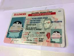 Buy Fake Ids Premium Id - Make Illinois Scannable We