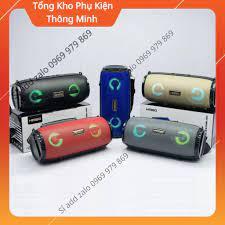 BH 6 Tháng) Loa Bluetooth Kimiso 201 Bass Trầm – Loa Nghe Nhạc Bluetooth  Đèn Led Nổi Sống Động Scd3602 giá cạnh tranh