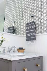 Image Removable Wallpaper Great Post On Using Wallpaper In Bathrooms With Tips For How To Make It Work Driven By Decor My Secret Weapon For Wallpapering Your Bathroom Driven By Decor