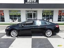 2015 Attitude Black Toyota Avalon Limited #106885553   GTCarLot ...
