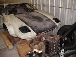 1973 detomaso pantera build th group 4 fat bttm to the garage
