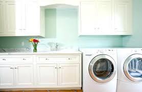 laundry room cabinets blue diy sydney