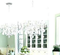 white lamp shade with crystals thepetsclub chandelier with shades and crystals