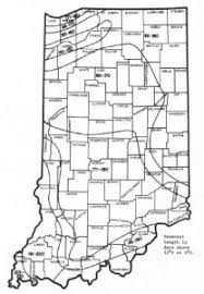 Indiana Frost Depth Chart Effects Of Cold Weather On Horticultural Plants In Indiana